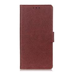 Handytasche Stand Schutzhülle Flip Leder Hülle L05 für Sony Xperia 8 Lite Braun