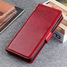 Handytasche Stand Schutzhülle Flip Leder Hülle L06 für LG K22 Rot