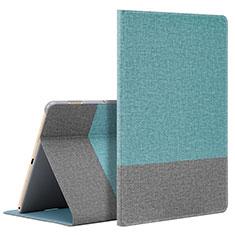 Handytasche Stand Schutzhülle Flip Leder Hülle L07 für Huawei MediaPad M6 10.8 Cyan