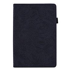 Handytasche Stand Schutzhülle Flip Leder Hülle L08 für Huawei MediaPad M6 8.4 Schwarz