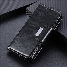 Handytasche Stand Schutzhülle Flip Leder Hülle L10 für Xiaomi Mi 10T Pro 5G Schwarz