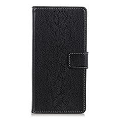 Handytasche Stand Schutzhülle Flip Leder Hülle L11 für Samsung Galaxy S20 FE 5G Schwarz