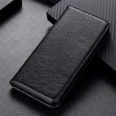 Handytasche Stand Schutzhülle Flip Leder Hülle L16 für Xiaomi Mi 10 Ultra Schwarz