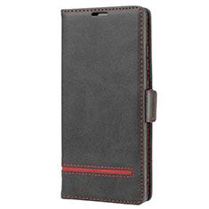 Handytasche Stand Schutzhülle Flip Leder Hülle N11 für Samsung Galaxy Note 20 5G Schwarz