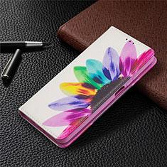 Handytasche Stand Schutzhülle Flip Leder Hülle T05 für Xiaomi Mi 10T Lite 5G Bunt