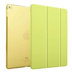 Handytasche Stand Schutzhülle Leder für Apple iPad Mini 4 Grün