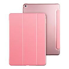 Handytasche Stand Schutzhülle Leder für Apple iPad Mini 4 Rosa