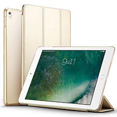 Handytasche Stand Schutzhülle Leder für Apple iPad Pro 12.9 (2017) Gold