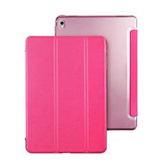 Handytasche Stand Schutzhülle Leder für Apple iPad Pro 9.7 Pink