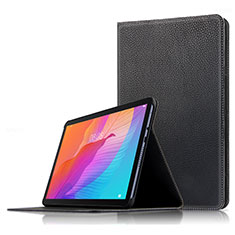 Handytasche Stand Schutzhülle Leder für Huawei MatePad T 10s 10.1 Schwarz