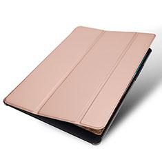 Handytasche Stand Schutzhülle Leder für Xiaomi Mi Pad 4 Plus 10.1 Rosegold