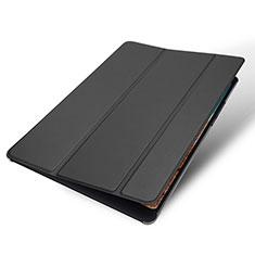 Handytasche Stand Schutzhülle Leder für Xiaomi Mi Pad 4 Plus 10.1 Schwarz