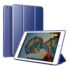 Handytasche Stand Schutzhülle Leder Hülle für Apple iPad Mini 5 (2019) Blau