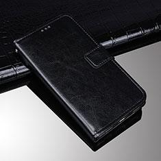 Handytasche Stand Schutzhülle Leder Hülle für Sony Xperia 10 Schwarz