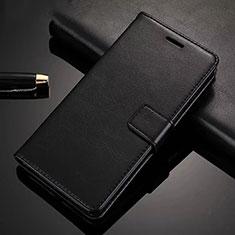 Handytasche Stand Schutzhülle Leder Hülle für Xiaomi Redmi Note 8 Pro Schwarz