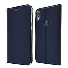 Handytasche Stand Schutzhülle Leder Hülle L01 für Asus Zenfone Max Pro M1 ZB601KL Blau