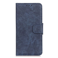 Handytasche Stand Schutzhülle Leder Hülle L01 für HTC Desire 19 Plus Orange