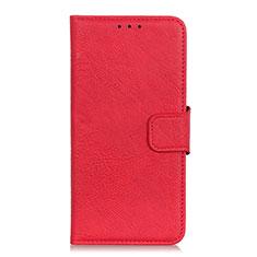 Handytasche Stand Schutzhülle Leder Hülle L01 für HTC Desire 19 Plus Rot