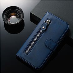 Handytasche Stand Schutzhülle Leder Hülle L01 für Samsung Galaxy S20 Plus 5G Blau