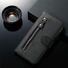 Handytasche Stand Schutzhülle Leder Hülle L01 für Samsung Galaxy S20 Plus 5G Schwarz