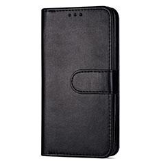 Handytasche Stand Schutzhülle Leder Hülle L04 für Samsung Galaxy S20 5G Schwarz