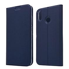 Handytasche Stand Schutzhülle Leder Hülle L05 für Huawei Honor View 10 Lite Blau