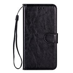 Handytasche Stand Schutzhülle Leder Hülle L05 für Samsung Galaxy S20 Ultra 5G Schwarz