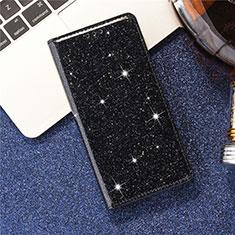 Handytasche Stand Schutzhülle Leder Hülle L07 für Samsung Galaxy S20 Ultra 5G Schwarz