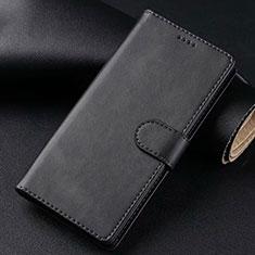 Handytasche Stand Schutzhülle Leder Hülle T03 für Samsung Galaxy S20 Ultra Schwarz