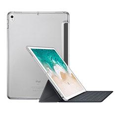 Handytasche Stand Schutzhülle Leder L01 für Apple iPad Pro 10.5 Weiß