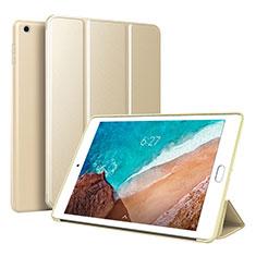 Handytasche Stand Schutzhülle Leder L01 für Xiaomi Mi Pad 4 Plus 10.1 Gold