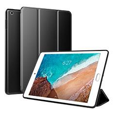 Handytasche Stand Schutzhülle Leder L01 für Xiaomi Mi Pad 4 Plus 10.1 Schwarz