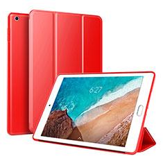 Handytasche Stand Schutzhülle Leder L01 für Xiaomi Mi Pad 4 Rot