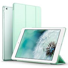 Handytasche Stand Schutzhülle Leder L06 für Apple iPad Mini 3 Grün