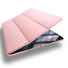 Handytasche Stand Schutzhülle Leder L11 für Apple New iPad 9.7 (2018) Rosegold