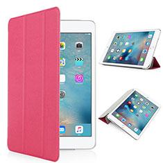 Handytasche Stand Schutzhülle Leder Matt für Apple iPad Pro 9.7 Rot