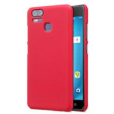 Hülle Kunststoff Schutzhülle Matt für Asus Zenfone 3 Zoom Rot