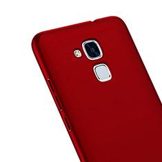 Hülle Kunststoff Schutzhülle Matt für Huawei GT3 Rot