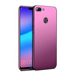 Hülle Kunststoff Schutzhülle Matt für Huawei Honor 9i Violett