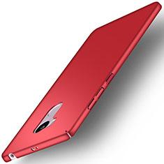 Hülle Kunststoff Schutzhülle Matt für Xiaomi Redmi 4 Prime High Edition Rot