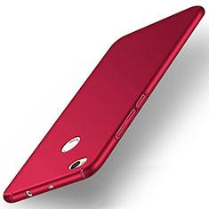 Hülle Kunststoff Schutzhülle Matt für Xiaomi Redmi 4X Rot