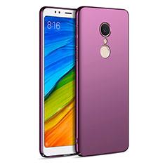 Hülle Kunststoff Schutzhülle Matt für Xiaomi Redmi 5 Violett