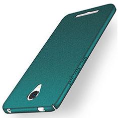 Hülle Kunststoff Schutzhülle Matt für Xiaomi Redmi Note 2 Grün