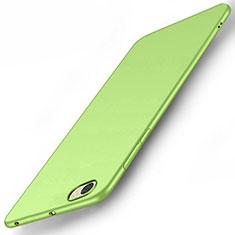 Hülle Kunststoff Schutzhülle Matt für Xiaomi Redmi Note 5A Standard Edition Grün