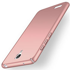 Hülle Kunststoff Schutzhülle Matt für Xiaomi Redmi Note Rosegold