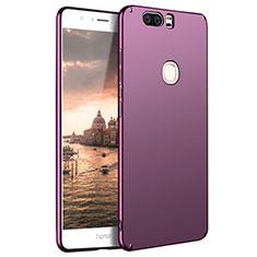 Hülle Kunststoff Schutzhülle Matt M07 für Huawei Honor V8 Violett