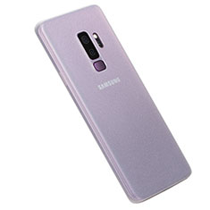 Hülle Ultra Dünn Schutzhülle Tasche Durchsichtig Transparent Matt für Samsung Galaxy S9 Plus Klar