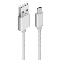 Kabel Type-C Android Universal T04 Silber