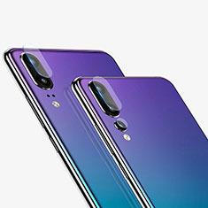 Kameraschutz Gehärtetes Glas Glasfolie C01 für Huawei P20 Klar