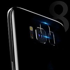 Kameraschutz Gehärtetes Glas Glasfolie C02 für Samsung Galaxy S8 Klar